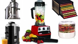 Juicers-Blenders-Dehydraters-Vegan-Kitchen