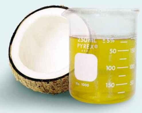 Домашно кокосово масло