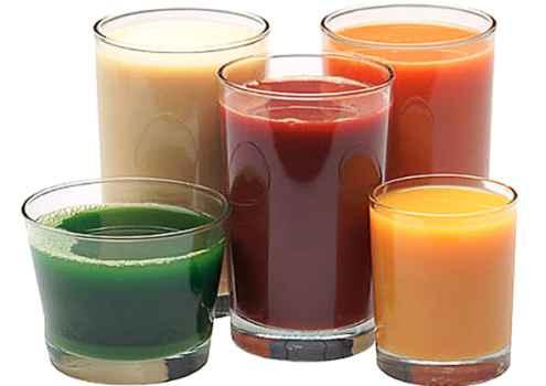 Juice fasting или juice feasting