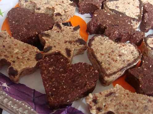 Шоколадови джинджър бисквитки