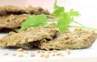 Хрупкави бисквитки със спелта и кориандър